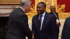 Duke of York Attends London Global African Investment Summit