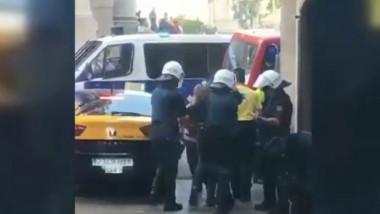 arestat barcelona