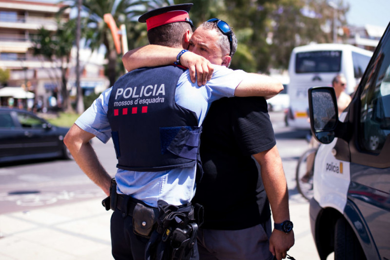 Five Suspected Terrorists Shot Dead By Police In Cambrils