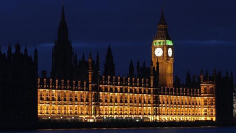 parlamentul britanic - getty