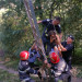 Turisti blocati telecabina ISU 270817 (1)