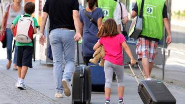 Berlin Draws Summer Tourists