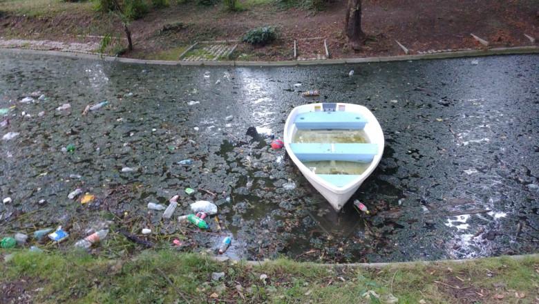 lac parcul Carol murdar Dan Catalin 280817 (2)