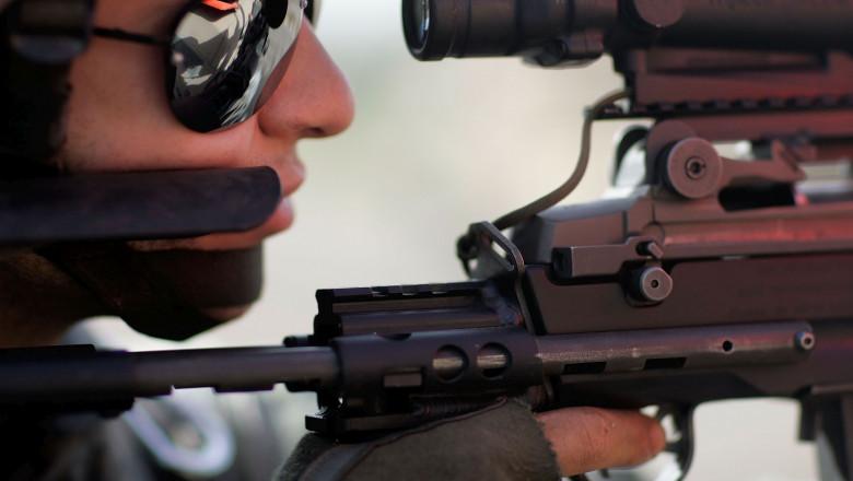 U.S. Army's 82nd Airborne Patrols Baghdad