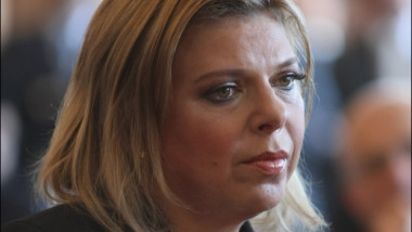 sara netanyahu -crop getty
