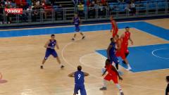sport baschet amical cu Craiova