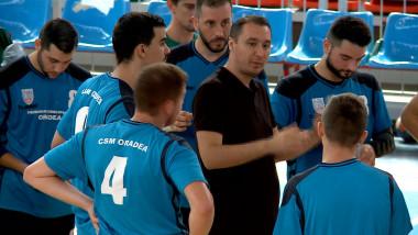 handbal CSM Oradea Sebi Tudor