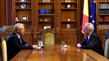 Ce spune Liviu Dragnea după întâlnirea cu ambasadorul Hans Klemm
