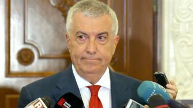 tariceanu declaratii parlament
