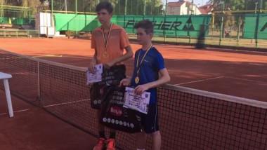 sport premiere tenis dublu copii Oradea