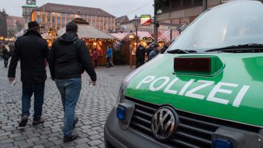 Christmas Market Opens In Nuremberg