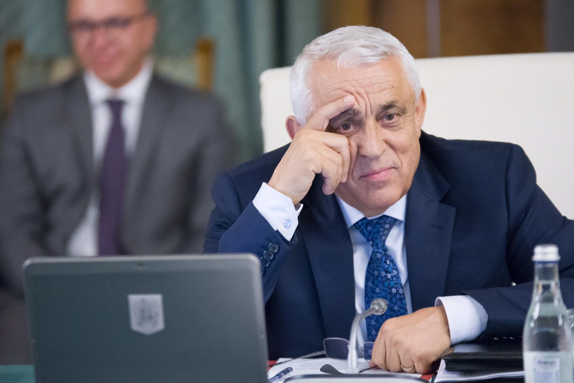 Motiunea simpla impotriva ministrului Petre Daea, respinsa la vot in Camera Deputatilor