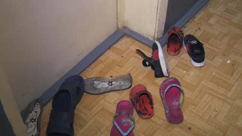 papuci refugiati