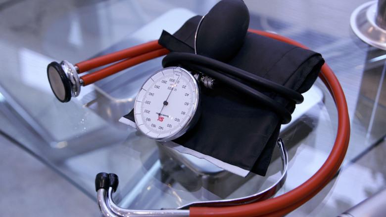 Ambulant Patients Visits Doctors Surgery