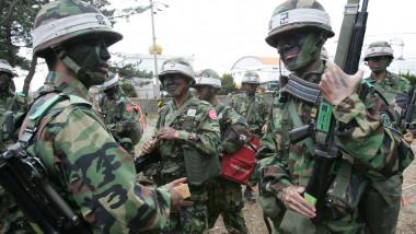 KOR: South Korea Performs Military Landing Exercises