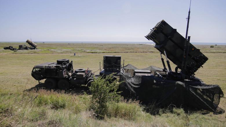 sistem antiaerian Patriot