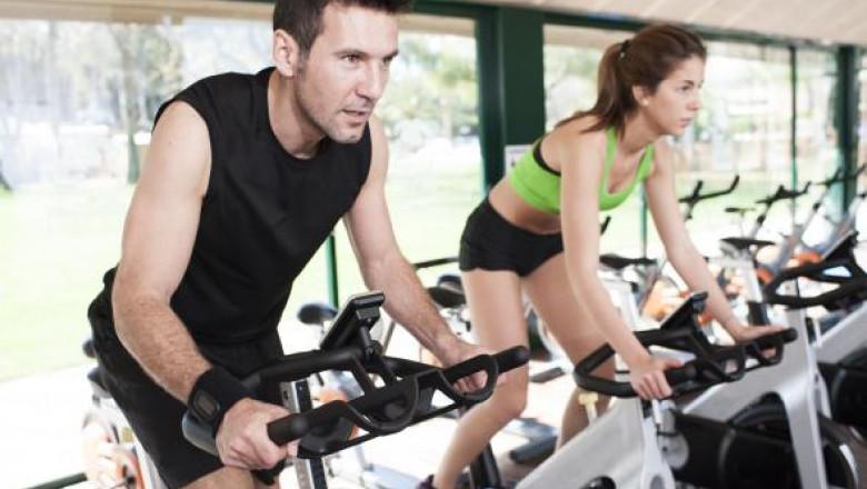sala fitness spinning