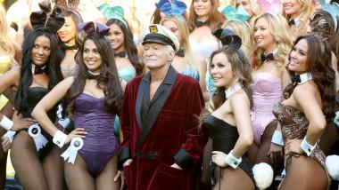 60 Playmate Bunnies Celebrate Playboy's 60th Anniversary