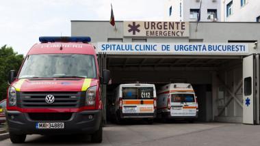 SPITALUL DE URGENTA FLOREASCA - GREVA