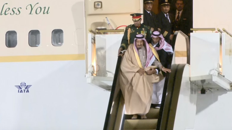 regele salman al arabiei saudite