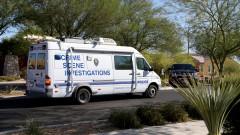 Law Enforcement Investigates Las Vegas Shooter's Hometown In Mesquite, NV