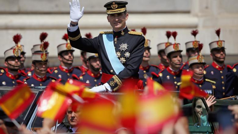 regele spaniei felipe GettyImages-450860190