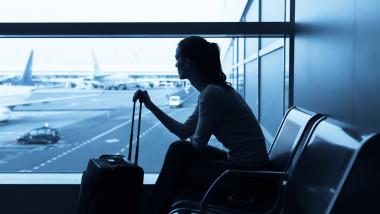 plecare aeroport shutterstock