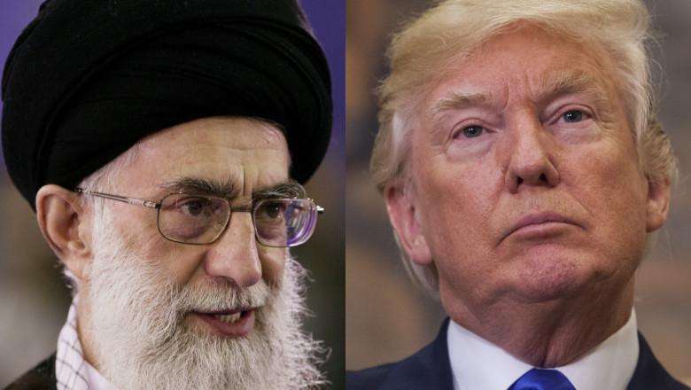 trump iran