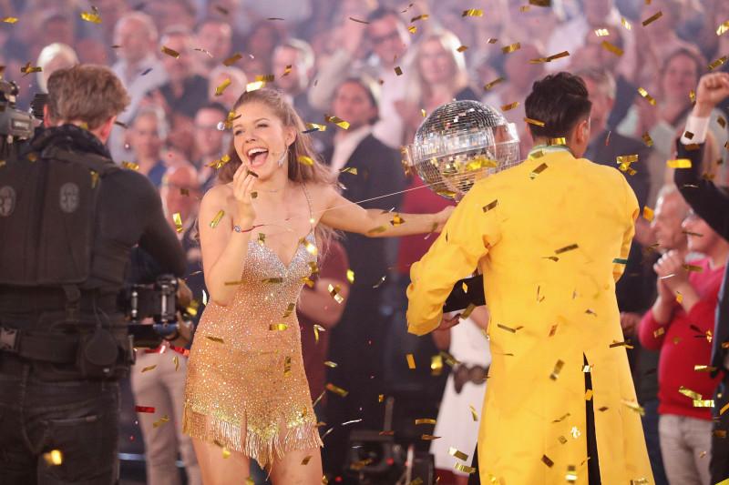 'Let's Dance' Finals