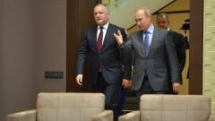 dodon cu putin - kremlin.ru