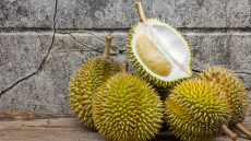 durian, king of fruit