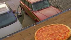 pizza pe casa