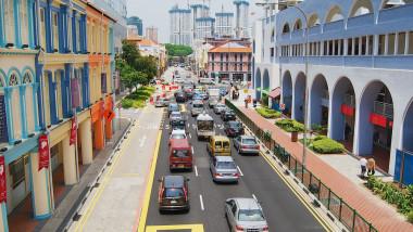 Singapore trafic