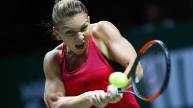 Simona halep turneul campioanelor