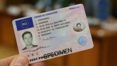 permis de conducere