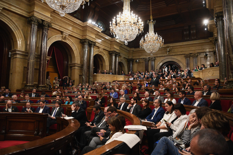 Pivotal Day For Catalan Independence As Crisis Comes To A Head