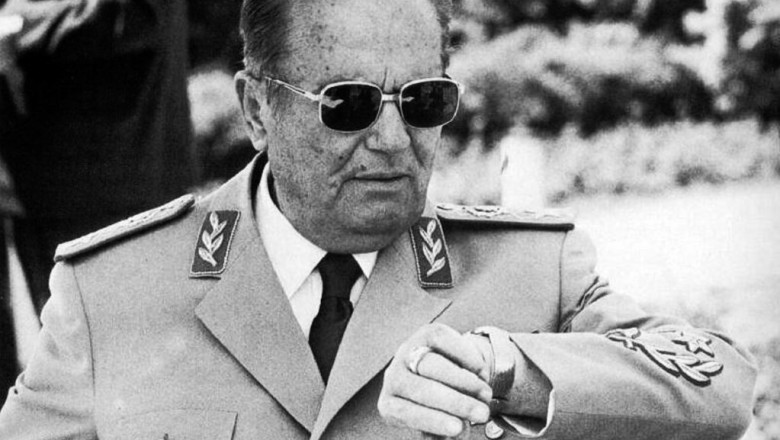 Iosif Broz Tito batran
