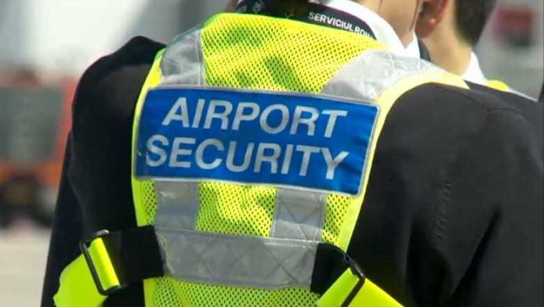 agent securitate aeroport