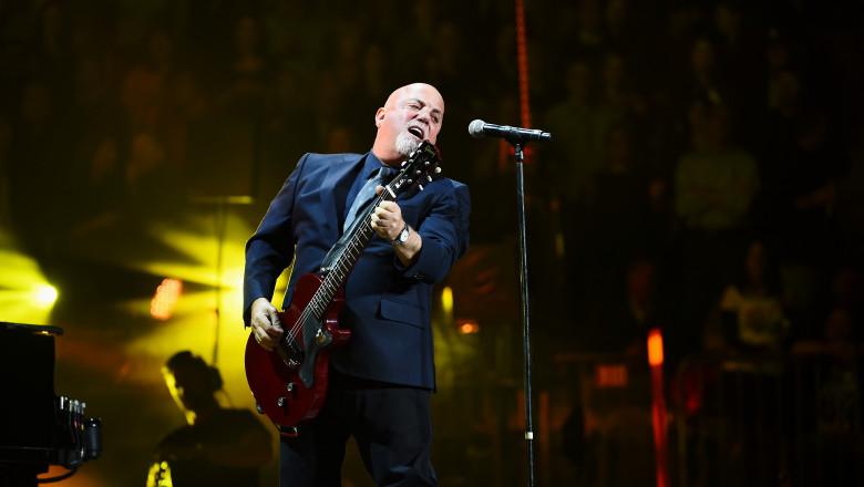 Billy Joel In Concert - New York, New York