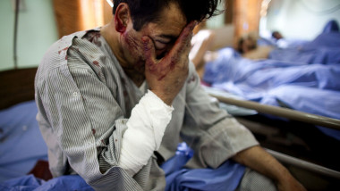 Civilians Killed As Suicide Bomber Targets Central Kabul