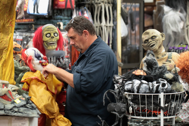 Trendy Costumes On Sale As Halloween Approaches