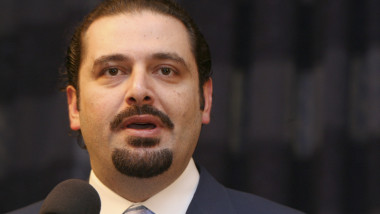 Saad Hariri Meets With Iraqi PM Nuri al-Maliki