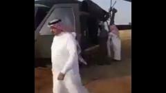 elicopter arabia saudita