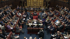 New Lord Speaker And Leader Of The House Take Up Their Positions