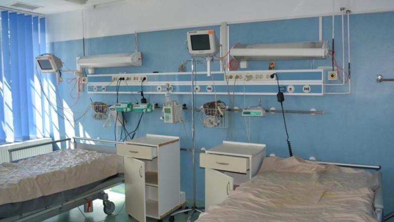 spitalul de arsi