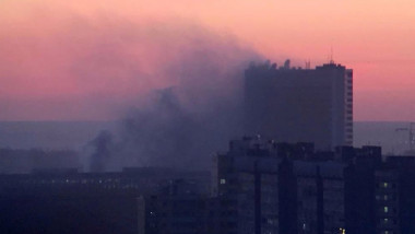 incendiu svr moscova twitter