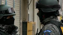 politisti mascati politia