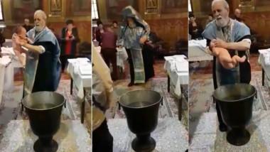 preot botez