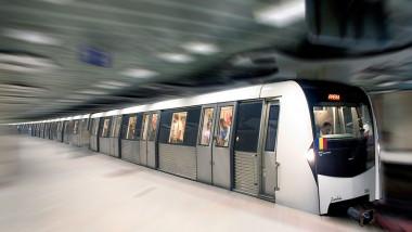 garnitura metrou pipera - metrorex.ro