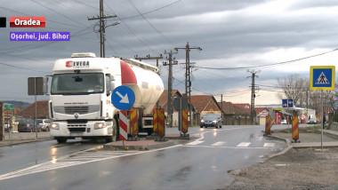 trafic DN1 Osorhei